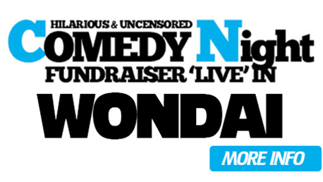 Wheatland Comedy Night Fundraiser